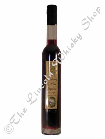 Elderberry Port Liqueur/ Lyme Bay