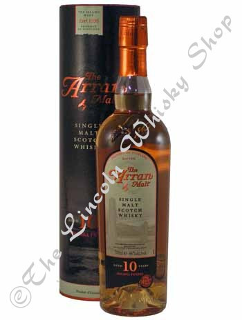 Arran Non Chilled Filtered 10 year old