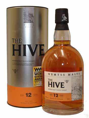 Wemyss Malts The Hive 12 year old
