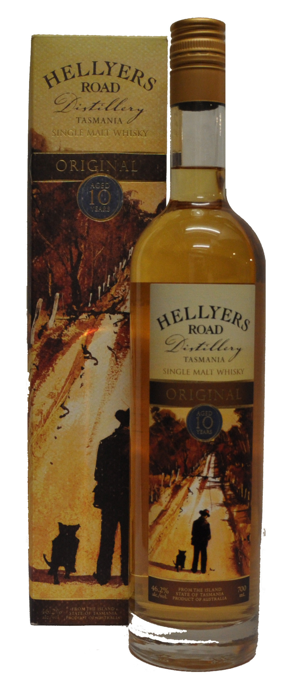 Hellyer's Road Original 10 year old