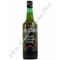 Green Ginger Wine / Crabbie's