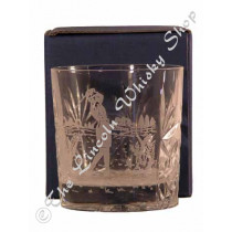 9oz Tumbler/ Onthe rocks/ Female golfer