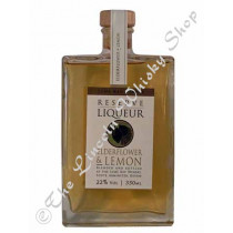 Elderflower and Lemon Liqueur/ Lyme Bay