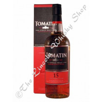 Tomatin 15year old