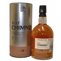 Wemyss Malts Peat Chimney 12 year old