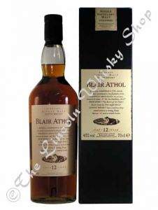 Blair Athol 12 year old/ Flora & Fauna