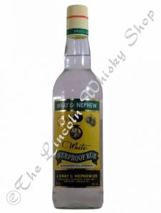 Wray and Nephew/ Overproof White