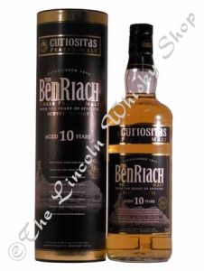 BenRiach Curiositas 10 year old
