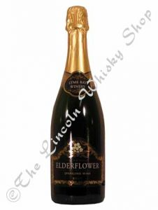 Elderflower Sparkling Wine Brut/ Lyme Bay