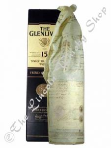 Glenlivet  15 year old/ French Oak Reserve