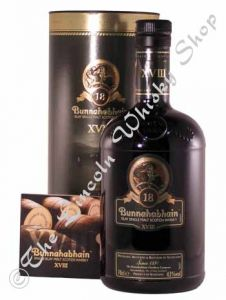 Bunnahabhain 18year old