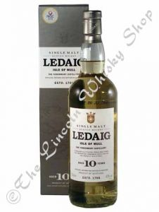 Ledaig 10year old