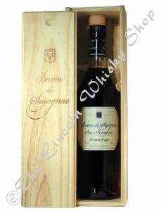 Baron de Sigognac 20year old