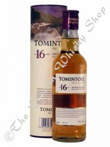 Tomintoul 16year old 35cl