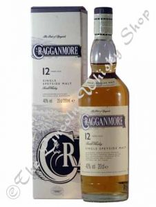 Cragganmore 12 year old 20cl