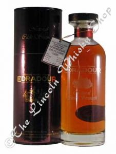 Edradour Cask Strength 2007