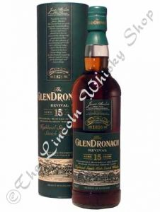 "Glendronach 15year old ""Revival"""
