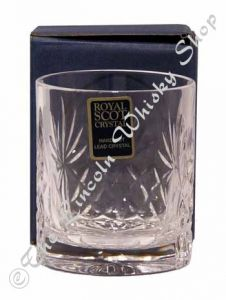 4oz Double Tot Glass / Plain panel / Kintyre