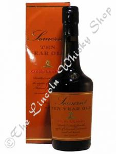 Somerset Brandy XO 10year old