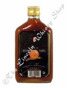Ron Miel Guanche / Honey Rum 35cl