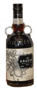 The Kraken Spiced Rum