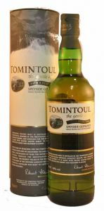 Tomintoul With a Peaty Tang 15 YO