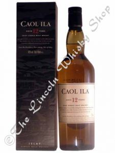 Caol Ila 12year old