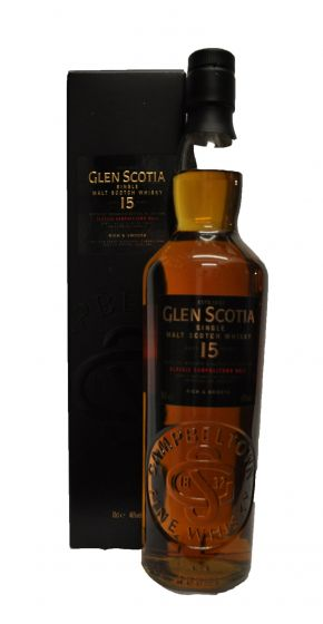5909f8e89f10 Glen Scotia 15 year old - The Lincoln Whisky Shop