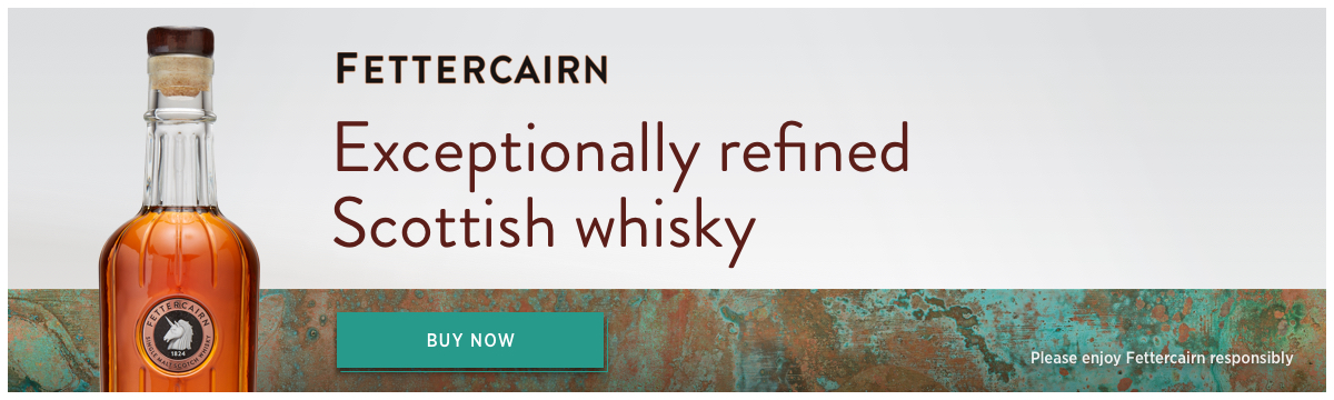 12 Year Old Fettercairn - Buy it here!